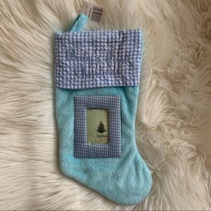 NWT Baby's 1st Christmas Stocking